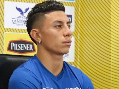 Joao Rojas no seguirá en Emelec y va para la MLS