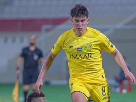 Fernando Gaibor regresará al fútbol del exterior