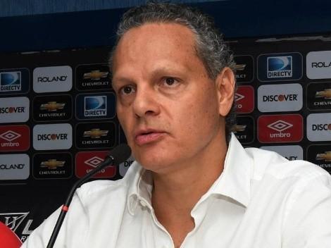Esteban Paz responde a directivo de BSC por sus declaraciones sobre Domínguez