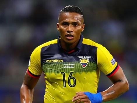 (FOTO) Así anunció su retiro Antonio Valencia