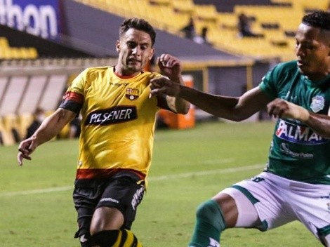 ¡Hola, fútbol! Con dos partidos, volvió la Liga Pro en Ecuador