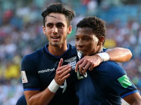 Es oficial: Leonardo Campana fue presentado en su nuevo equipo