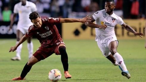 """Esteban Paz: """"Nadie está por encima de Liga de Quito, Perlaza está equivocado"""""""