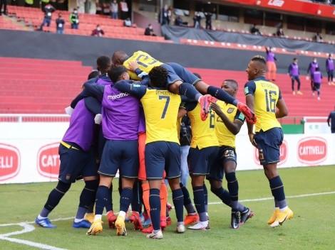 CONMEBOL confirma horarios y partidos de Ecuador previo a Copa América