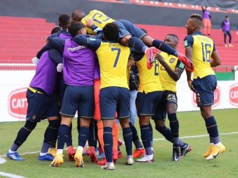 ¿Está el Kitu?: Ecuador define once para amistoso vs. SD Aucas