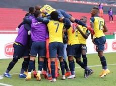 Con un cambio: Ecuador definió su once para enfrentar a Bolivia