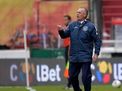 """Gustavo Alfaro: """"Estoy orgulloso de Ecuador y de sus jugadores"""""""