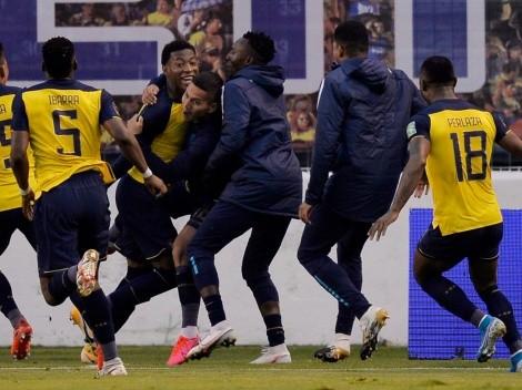 Triple jornada: Ecuador con fechas y rivales para regreso de Eliminatorias