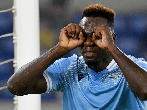 En Italia avisan que Felipe Caicedo tiene una oferta para irse de Lazio