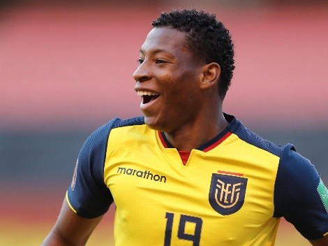 (VIDEO) Con tres de Ecuador: CONMEBOL elige top 10 de goles de Eliminatorias