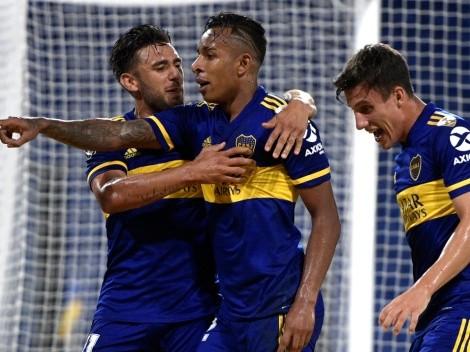 Boca Juniors recupera a dos jugadores para enfrentar a BSC