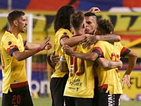 ¡Barcelona es el nuevo campeón del fútbol ecuatoriano!