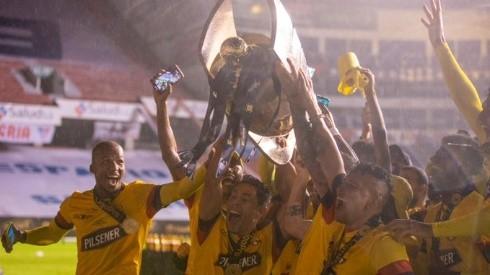 Barcelona SC decide si jugará o no la Supercopa Ecuador 2021