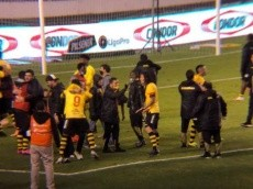 Barcelona SC presentó nuevo refuerzo
