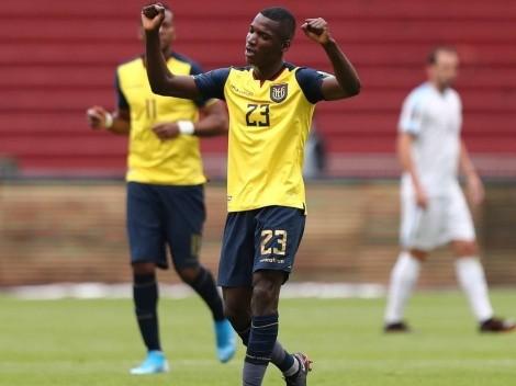 Moisés Caicedo podría ser baja para Ecuador en Eliminatorias