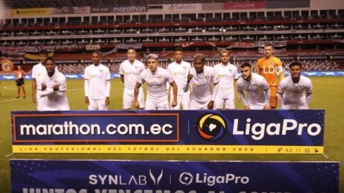 Liga de Quito cede a Leonel Nazareno