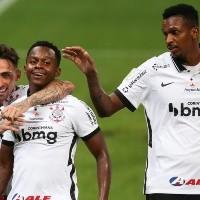 (VIDEO) Juan Cazares y un pase gol con Corinthians