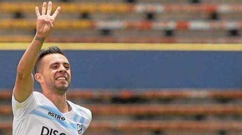 Matías Defederico recibió el llamado de dos clubes de Ecuador