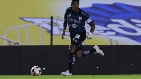 (VIDEO) Antonio Valencia y su primera asistencia con el Querétaro