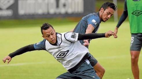 Edison Vega podría llegar a otro club de LigaPro