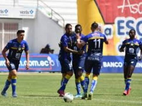 Delfín SC termina contrato con tres de sus jugadores
