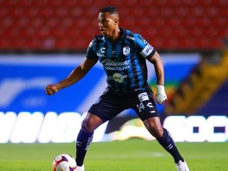 El técnico de Querétaro respaldó de forma contundente a Antonio Valencia