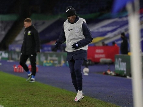 (VIDEO) Moisés Caicedo recupera y el Brighton marca dos goles