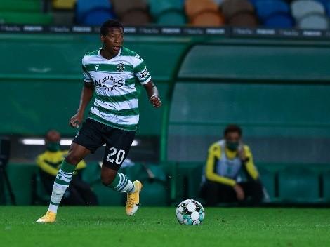 Sporting Lisboa recuerda golazo de Gonzalo Plata