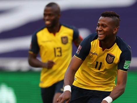 Ecuador planifica un amistoso para jugar durante la Fecha FIFA