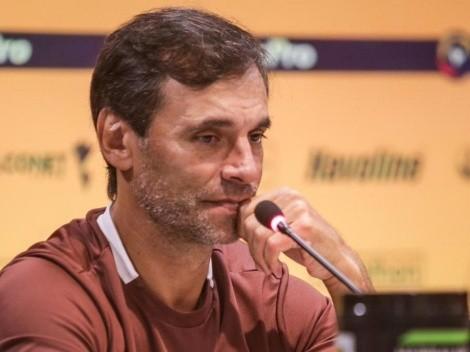 Bustos confirmó que Barcelona recuperó a un jugador muy importante