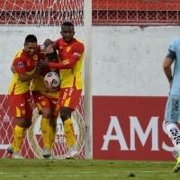 (FOTO) Estos son los rivales de grupos de Emelec y Aucas en Sudamericana