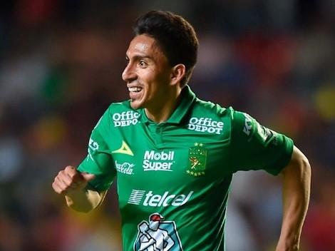 (VIDEO) Ángel Mena sigue su racha de goles en México