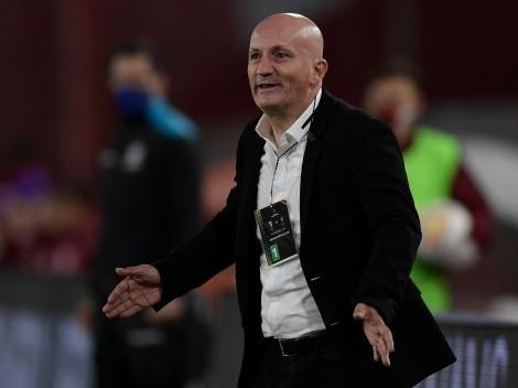 """Mensaje a Repetto: Rodrigo Paz: """"Seré sincero, no me gusta cómo juega Liga"""""""