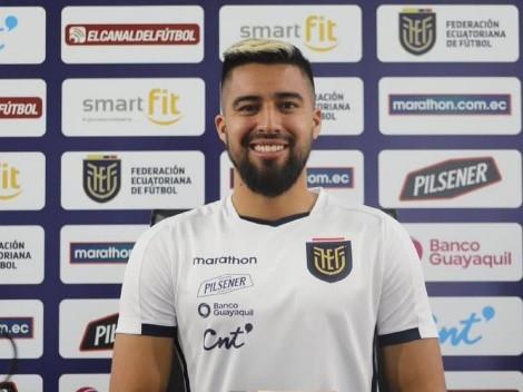 Twitter: la felicidad de Noboa por representar a la Selección Ecuador