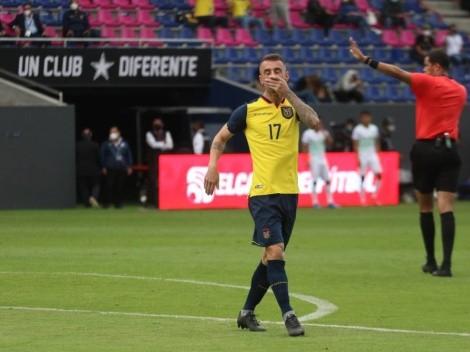 Por poquito: (VIDEO) Damián Díaz y su casi gol en debut con la 'Tri'