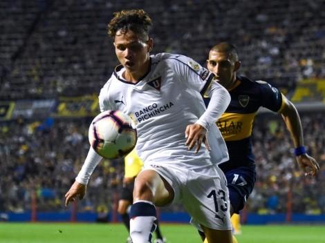 Tres titulares de Liga de Quito recibieron sondeos del exterior
