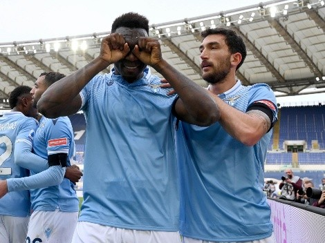 Video: Caicedo le dio una nueva victoria a Lazio