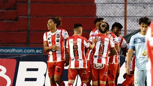 (VIDEO) Técnico Universitario golea y agrava a Guayaquil City