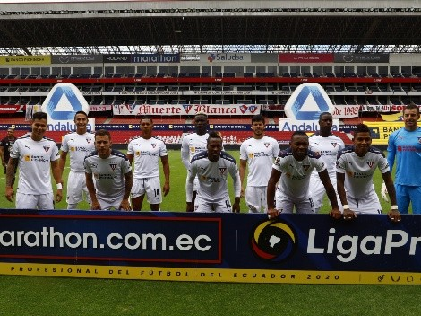 Juvenil de Liga de Quito da el salto a Europa