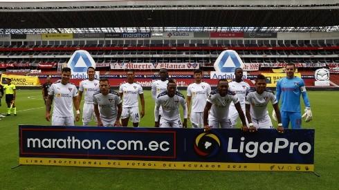 Prende alarmas: Titular de Liga de Quito se lesiona