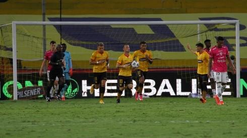 Directivo de Barcelona SC explota en redes contra el árbitro