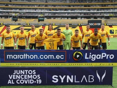 Barcelona SC alista once para visitar al Deportivo Cuenca