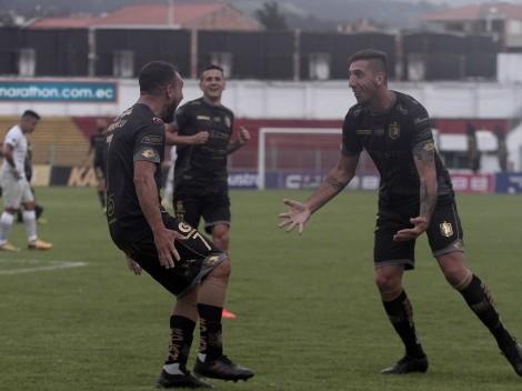 Adiós invicto: Deportivo Cuenca vence a BSC
