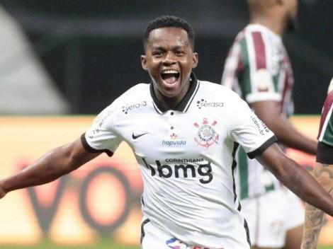 Cazares no renueva con Corinthians y podría sumarse a otro gigante de Brasil