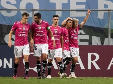 IDV alista once para enfrentar a Palmeiras con una baja por COVID