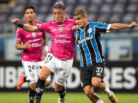 Jacob Murillo fue presentado en el fútbol de Brasil