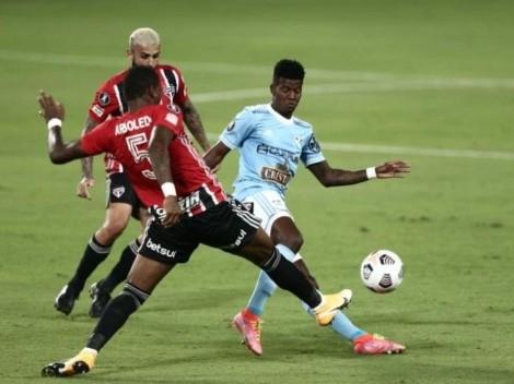 (VIDEO) Blooper: Washington Corozo le erró increíble en Libertadores