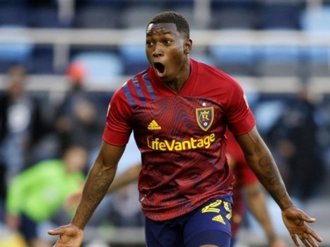 (VIDEO) Debut glorioso: Doblete de Anderson Julio en la MLS