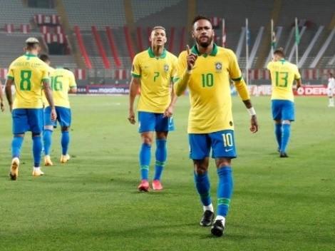 Brasil anuncia convocados para enfrentar a Ecuador