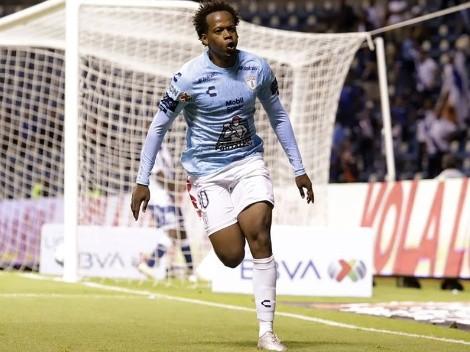 (VIDEO) A los tiempos: Gol de Romario Ibarra con el Pachuca